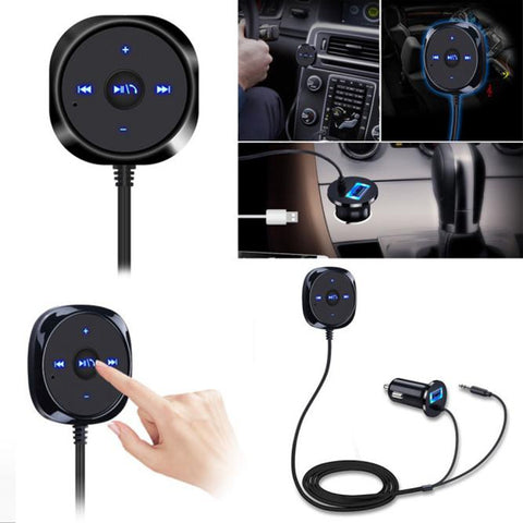 Bluetooth 4.0 Wireless Car Music Receiver