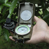 Professional MILSPEC Metal 4-IN-1 Compass
