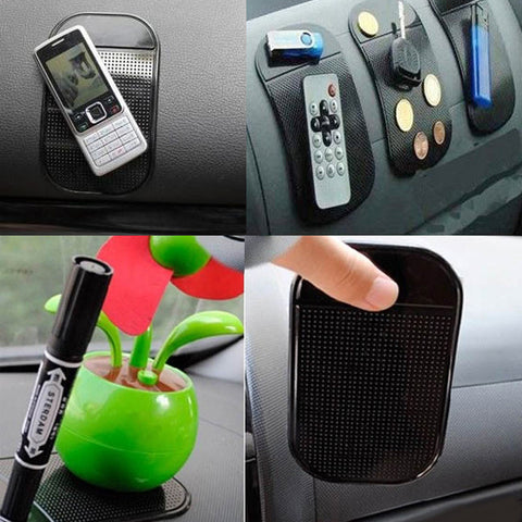 Universal Car Anti Slip Sticky Pad (4PACK)