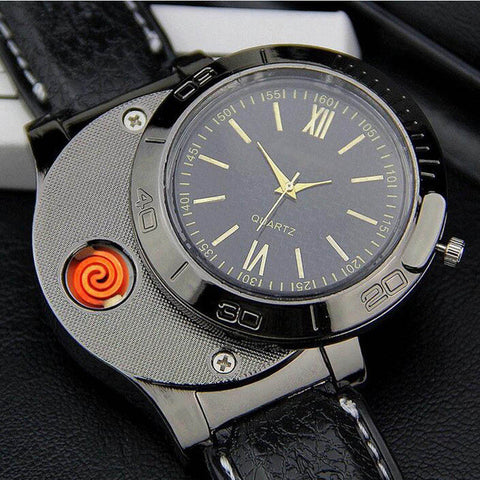 EverFlame Lighter Watch