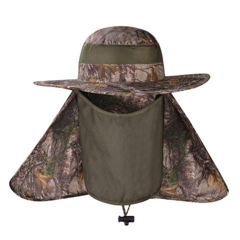 Camouflage Tactical Bucket hat