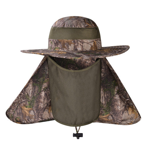 Camouflage Tactical Bucket hat – Indigo-Temple 70a35acf04b