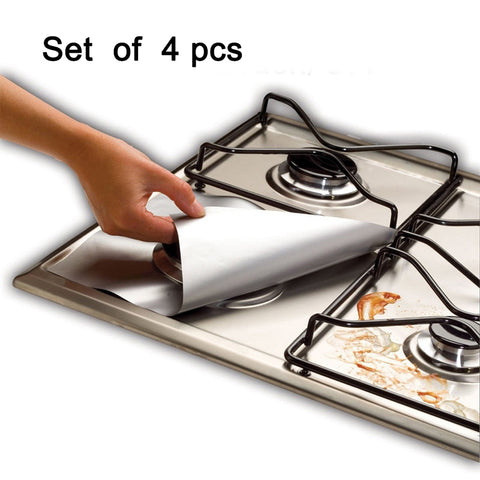 StoveShields - Reusable Stovetop Protective Covers (4PCS/LOT)