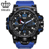 ZR - 660 SMAEL™ Jungle Edition Waterproof & Shockproof Tactical Watches