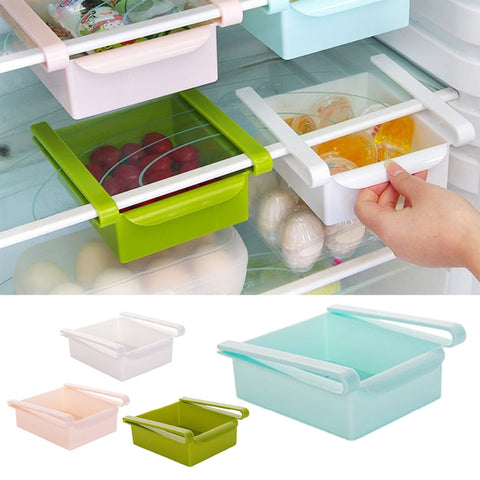 EasyRacks™ REFRIGERATOR SLIDING SHELVES (2pcs)