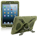 Military Waterproof /Dust/Shock Proof iPad Case