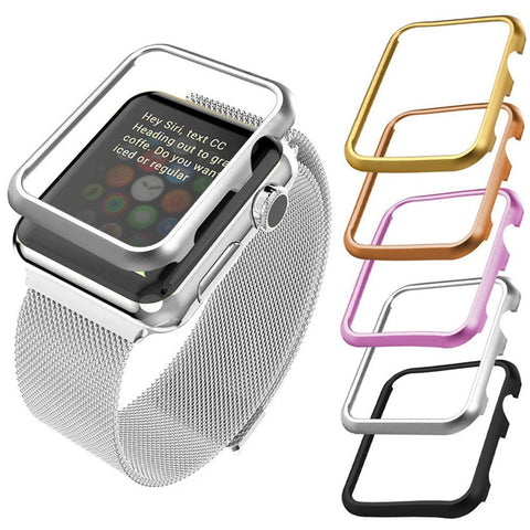Aluminum Protective  Case  For Apple iWatch