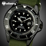 "INFANTRY™ ""COMMANDER"" Army Watch - Indigo-Temple"