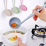 2 in 1 Long Handle Soup Filter-Spoon