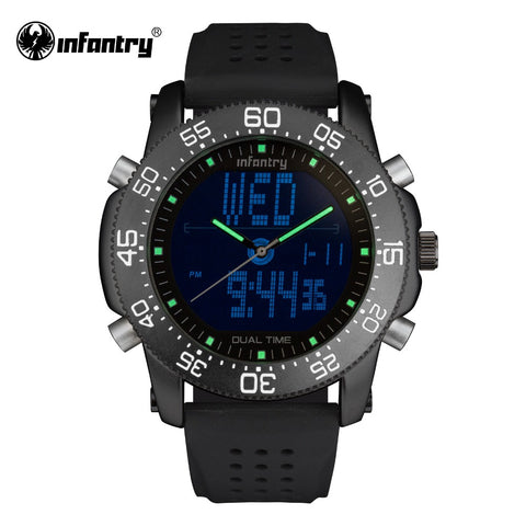 INFANTRY™ D-Tech-71 Military Watch