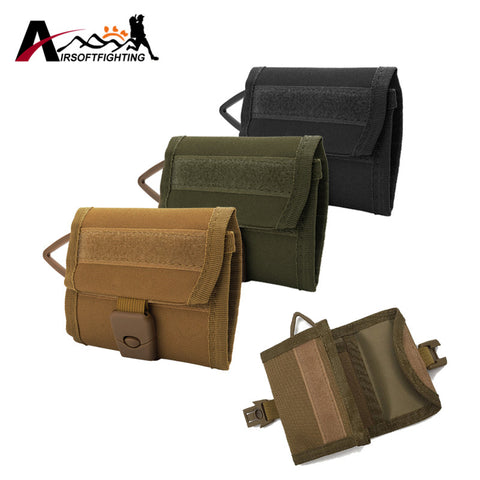 Multifunctional Army ID-holder and Wallet