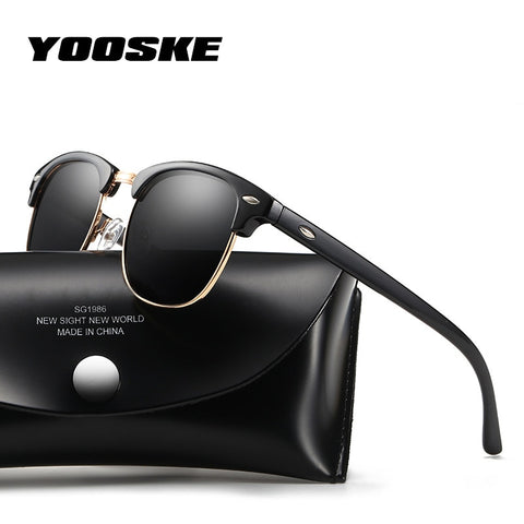 YOOSKE™ Polarized Unisex Retro Sunglasses