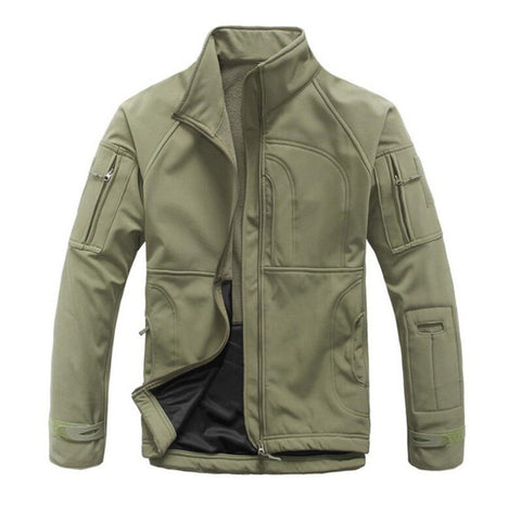 lurker shark™- Soft Shell V 4.0 Tactical Jackets - Indigo-Temple