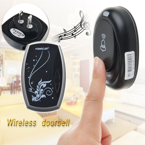 Smart Home Wireless & Waterproof Musical Doorbell