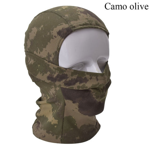 Tactical Camouflage Balaclava Mask
