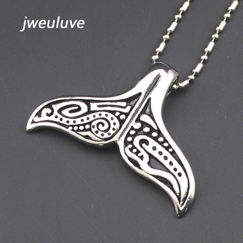 Dolphins Pendant Necklace