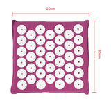Lotus Acupressure Massage Mat - Indigo-Temple