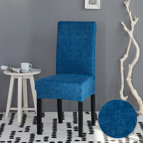 Elastic Chair Slipcovers (2 pcs)