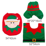 Christmas Toilet Seat Cover sets