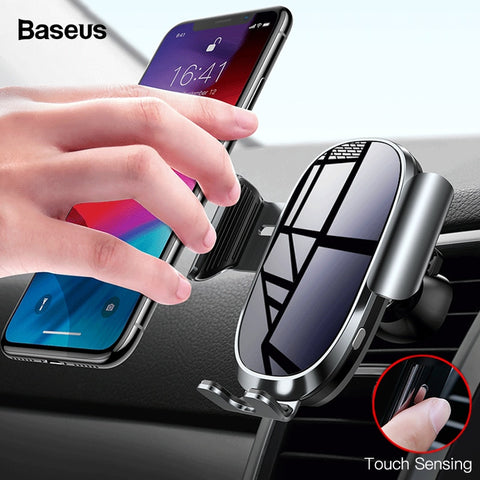 BASEUS Electric Auto Lock Car mount