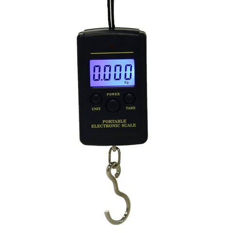 Portable Electronic Fishing Hook Scale