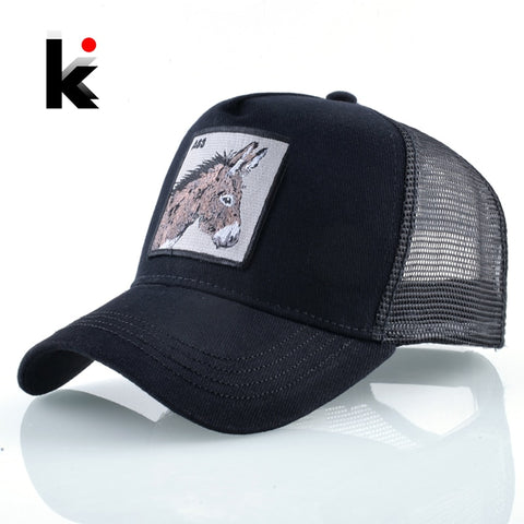 Stylish Animal Design Trucker Caps