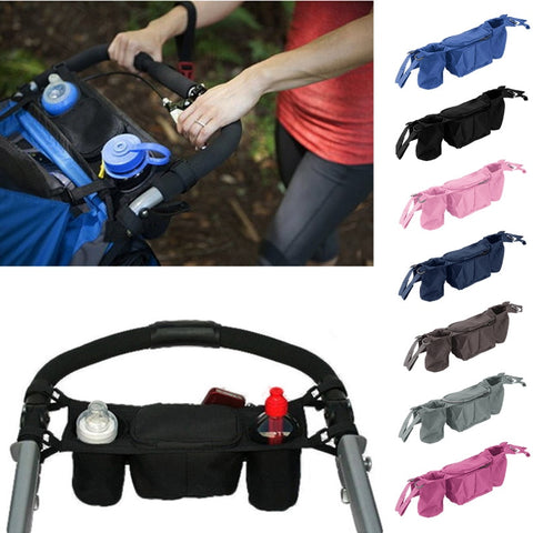 Carry-Buddy™ - Insulated Waterproof Stroller Orgenizer