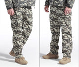 Tactical Soft-shell Waterproof Warm Pants  (8 colors)