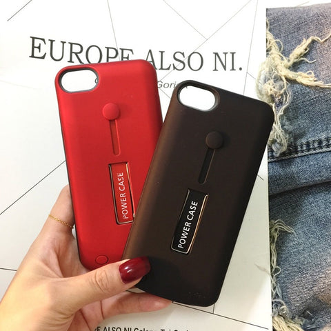 2-in-1 Power Bank and Case for iPhone