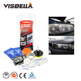 VISBELLA® DIY Headlight Restoration and Protection Kit - Indigo-Temple