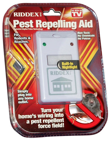 Electronic Ultrasonic Anti Pest Repeller