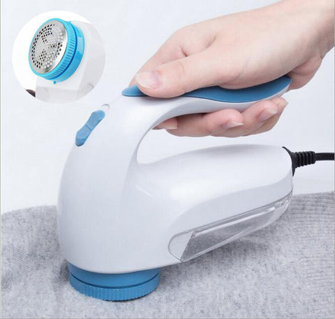 Electric Fabric Lint Remover - Indigo-Temple