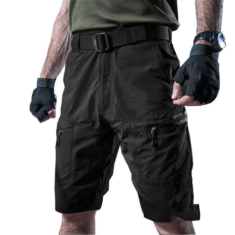 Quick-Drying Combat Cargo Shorts