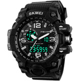 LED Military Waterproof Wristwatch
