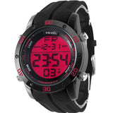 A760 Silicone Band Army Wristwatch (4 colors)