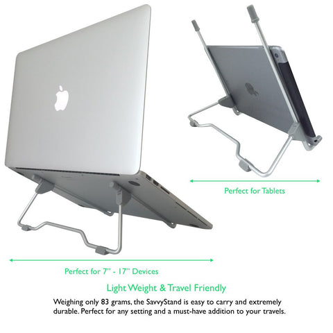 Folding Portable Laptop & Tablet Stand