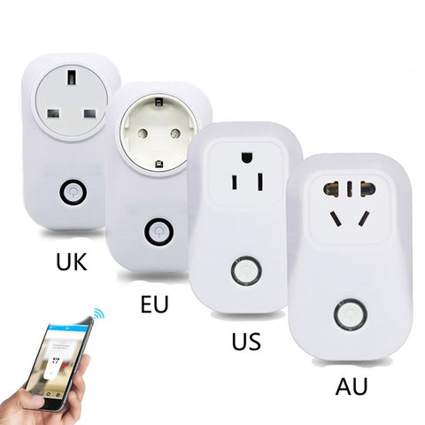 Wireless WiFi Smart Socket