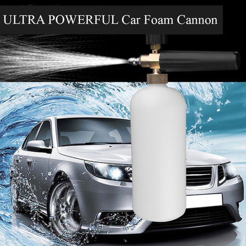 ULTRA POWERFUL Car Foam Canon
