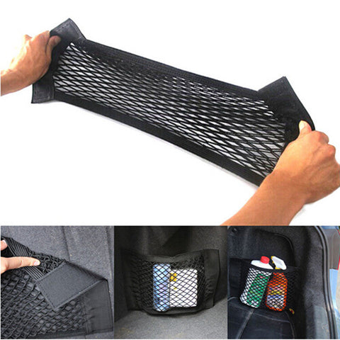 Velcro Stick On Elastic Net Organizer