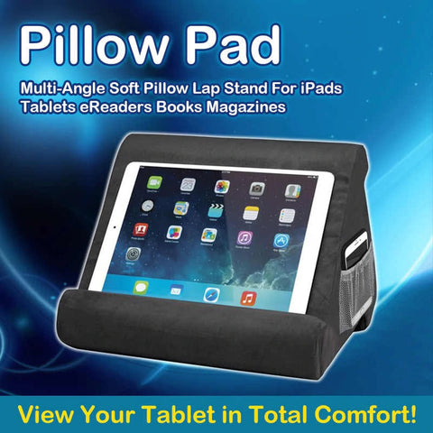 EasyTablet™ Multifunctional Pillow Tablet Holder