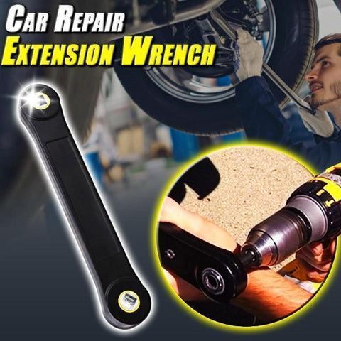 AutoWrench™ Universal Wrench Extension