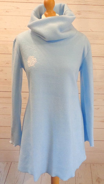 Luxury Fleece Longer Length Tunic Cosy
