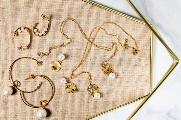 How to dress up in jewelry for your best friend's wedding for less  than $50