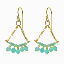 Harmony Amazonite Earrings