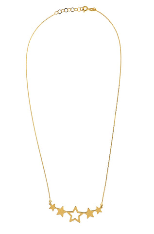 Citali Gold Collier - Shop Ludovica