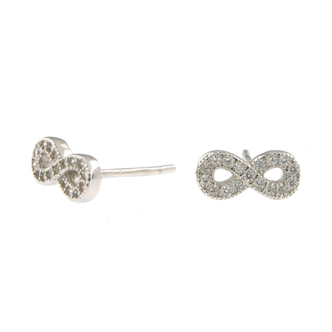 Infinity Studs - Shop Ludovica