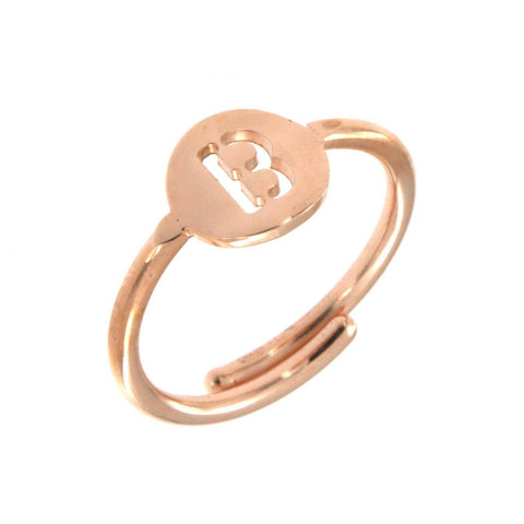 Initials Ring - Shop Ludovica