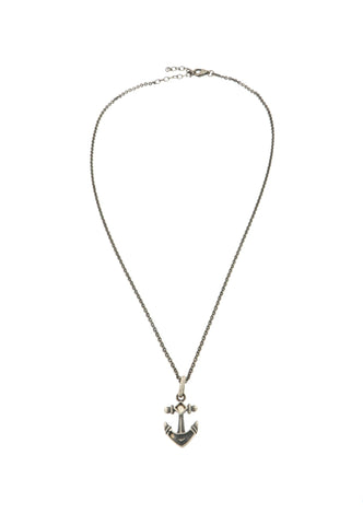 Vintage Anchor Necklace - Shop Ludovica