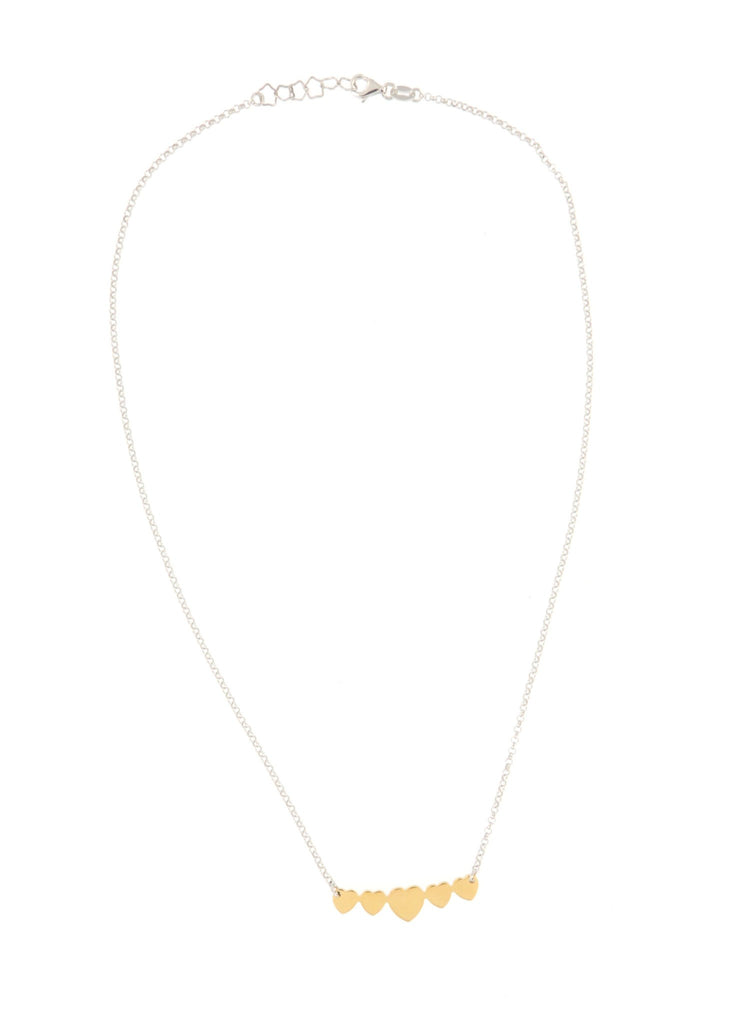 String of Hearts - Shop Ludovica