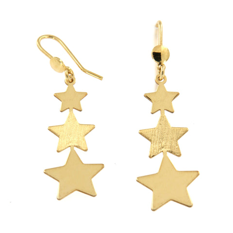 Citali Gold Earrings - Shop Ludovica